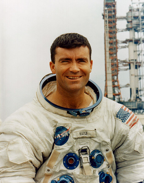 Fred Haise, Happy Birthday!