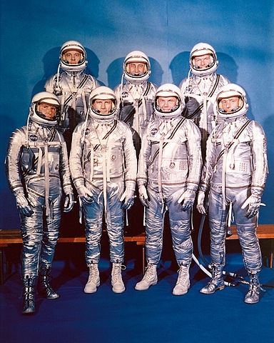 Project Mercury Astronauts