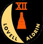 Gemini 12 insignia