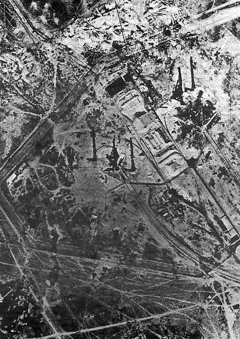 destroyed N1 launch complex