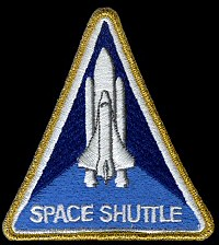 Shuttle Mission Patch