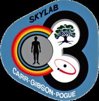 Skylab 4 mission patch