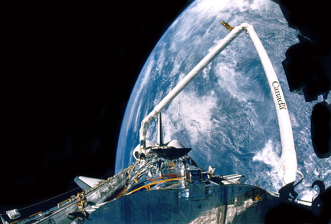 Hubble is Launched