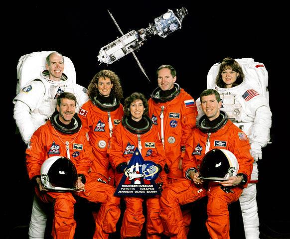 sts-96 crew