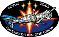 ISS Expedition 1 Mission Patch
