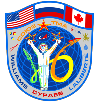 Soyuz TMA 16 Mission Patch