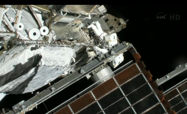 Repair to ISS P6 Truss