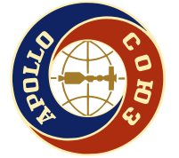 Apollo Soyuz Project Patch