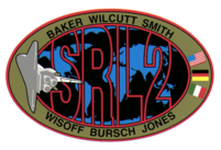 STS 68 Mission Patch