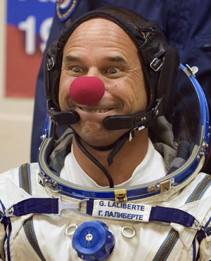 Artist in Space - Guy Laliberté