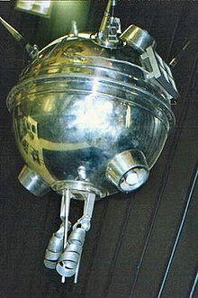 Luna 1 Replica