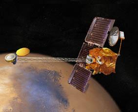 Mars Odyessy