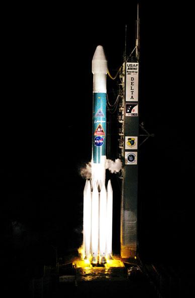 Messenger launch