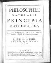 Pincipia Mathematica