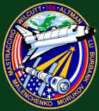 STS 106 Mission patch