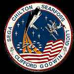 sts 76 mission patch